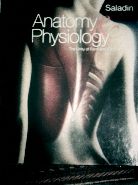 Anatomy & Physiology – The unity of Form & Function, 5th edition ...